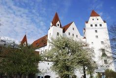 有历史的Ingolstadt 免版税库存图片