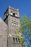 有历史结构的教会 免版税库存照片