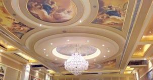 有吸引力的天花板 免版税图库摄影