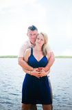 有吸引力的夫妇年轻人 免版税库存照片