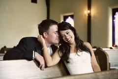 有吸引力的夫妇爱 免版税库存照片