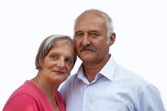 有吸引力的夫妇 免版税库存照片