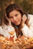 有吸引力的妇女年轻人 图库摄影