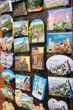 有圣马力诺凹道的磁铁  免版税库存照片