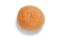 有壳的小圆面包 库存照片