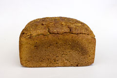 有壳的面包 图库摄影