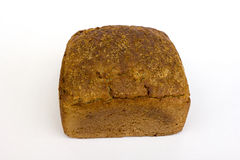 有壳的面包 免版税库存照片
