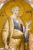 有天堂钥匙的圣伯多禄  免版税库存照片