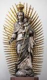 有子项的耶稣Madonna 免版税库存图片