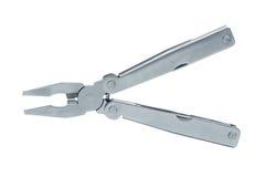 有工具的一把刀子 免版税库存图片