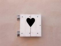 有心脏形状的(16)老快门 库存图片