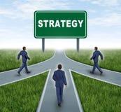 有战略意义的合伙企业 库存图片