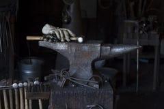 铁匠 免版税图库摄影