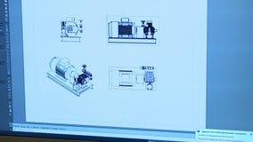 有技术图画的显示器对此看法 影视素材