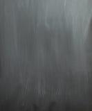 有文本空间的黑黑板 库存照片