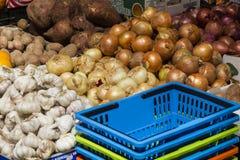 有机新鲜蔬菜和果子 免版税图库摄影