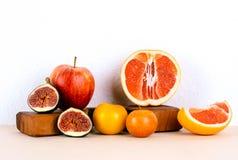 有机秋天季节性果子 库存照片