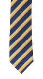 有条纹的领带 免版税库存图片