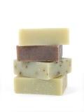 有气味的肥皂 免版税库存图片