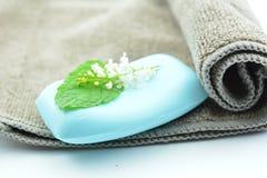 有气味的肥皂 库存图片
