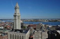 波士顿地平线我 免版税库存图片