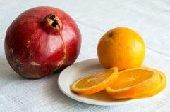 有用的果子 免版税库存图片