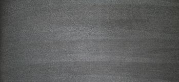 有白垩乱画的黑板,可能后投入更多文本在a 免版税库存图片
