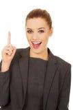有的商业想法妇女年轻人 库存照片