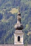 有益于教会圣迈克尔,利恩茨,奥地利 免版税库存照片