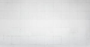 有盖瓦的白色墙壁 木背景详细资料老纹理的视窗 库存照片