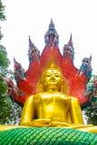 有纳卡语08的国王的菩萨 库存照片