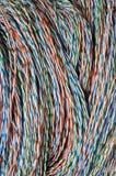 有线电视网,数据传输 免版税库存照片