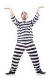 有罪罪犯 免版税库存照片