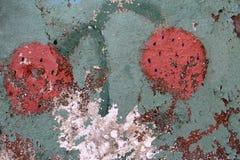 有老街道画的难看的东西背景老墙壁 图库摄影