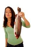 有臭味的鱼 库存照片