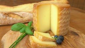 有被删去的片断的乳酪头Etorki 股票视频