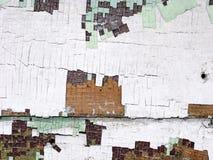 有裂痕的宽松油漆摘要 免版税库存图片
