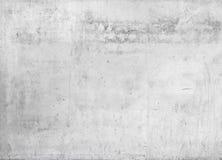 有裂缝的难看的东西水泥水泥墙壁在工厂厂房 免版税库存照片