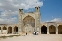 有走的人民的历史清真寺 库存照片