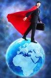 有超级大国的人统治世界的 图库摄影