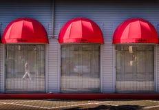 有趣的商店前面 库存照片