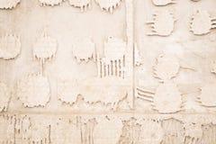 有趣的背景纹理-墙壁 免版税库存图片