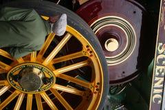 有趣轮子 免版税库存图片