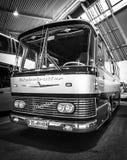 有适应模块的尼奥普兰Sonderfahrzeug一辆公共汽车, 1965年 库存图片