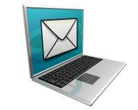 有邮件您 免版税库存照片