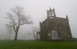 有雾的日 库存照片