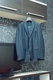 有领带的夹克 免版税图库摄影