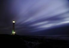 有风晚上 图库摄影