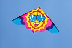 有2008每年4月县飞行frederick疯狂的乐趣风筝风筝停放人第七sherando被采取的弗吉尼亚 免版税库存图片