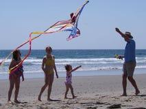 有2008每年4月县飞行frederick疯狂的乐趣风筝风筝停放人第七sherando被采取的弗吉尼亚 免版税库存照片